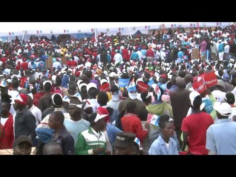 RPF Presidential Campaign | Gicumbi-Cyumba, 01 August 2017