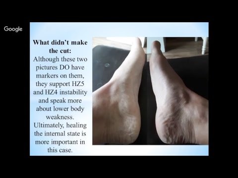 Foot Reading Video 1-23-18