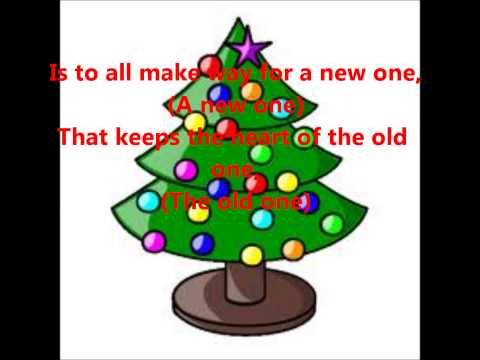Geraldine McQueen-Once upon a Christmas Song (w lyrics)