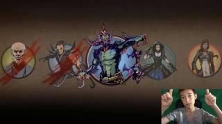 Shadow Fight 2 - Обзор самого крутого,сильного оружия в истории Shadow Fight 2.