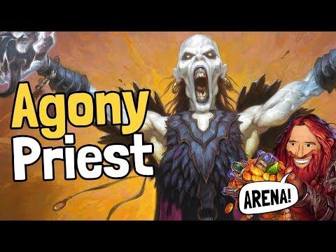 Agony Priest - Advice Arena - Hearthstone