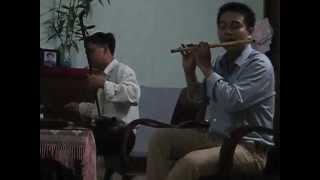 Con Đường Chúa Đã Đi - Hòa Tấu Đàn,Sáo,Nhị - GX Kim Châu - GP Ban Mê Thuột