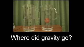 No Gravity, No Globe - Demo: Relative Density on Flat Earth