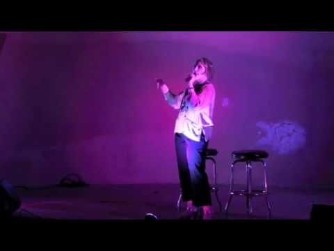 Mink Stole Live at Bisbee Pride:  Female Trouble