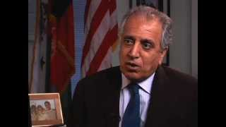 Pul - Interview with Ambassador Zalmay Khalilzad, 2010