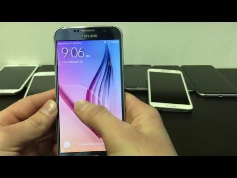 Samsung Galaxy S6 Change APN Settings T-mobile MMS, 4G LTE Data, and Picture Messages