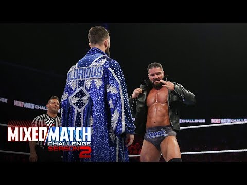 Finn Bálor and Bobby Roode try out each other's gear and catchphrases