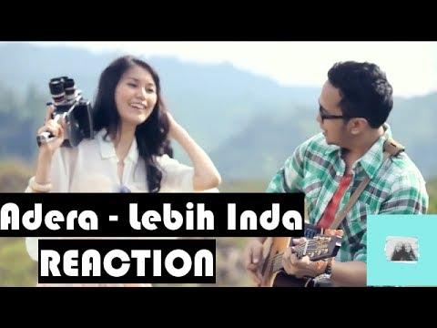 Adera - Lebih Indah Reaction