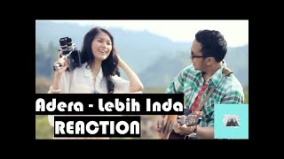 Video Adera - Lebih Indah Reaction download MP3, 3GP, MP4, WEBM, AVI, FLV Januari 2018