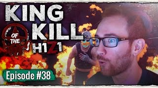 STAY SAFE GAMERS   H1Z1 King of the Kill #38