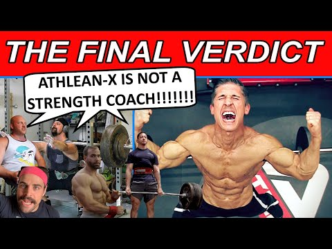 ATHLEAN-X is NOT a Strength Coach: THE FINAL VERDICT (Part 2)
