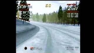 SEGA Rally 2: Sega Rally Championship Dreamcast
