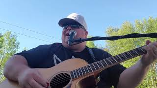 Luke Combs - Even though I'm leavin (Cover) Video