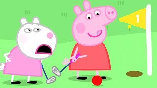 Peppa Pig Official Channel | The Quarrel Between Peppa Pig and Suzy Sheep