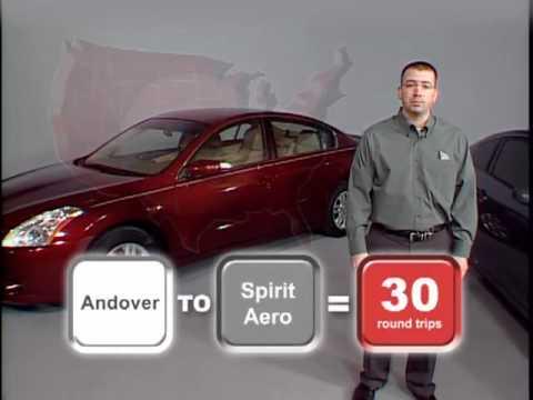 Drive a Davis-Moore Nissan Altima!