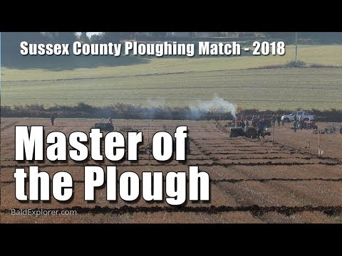 Sussex County Ploughing Match - 2018