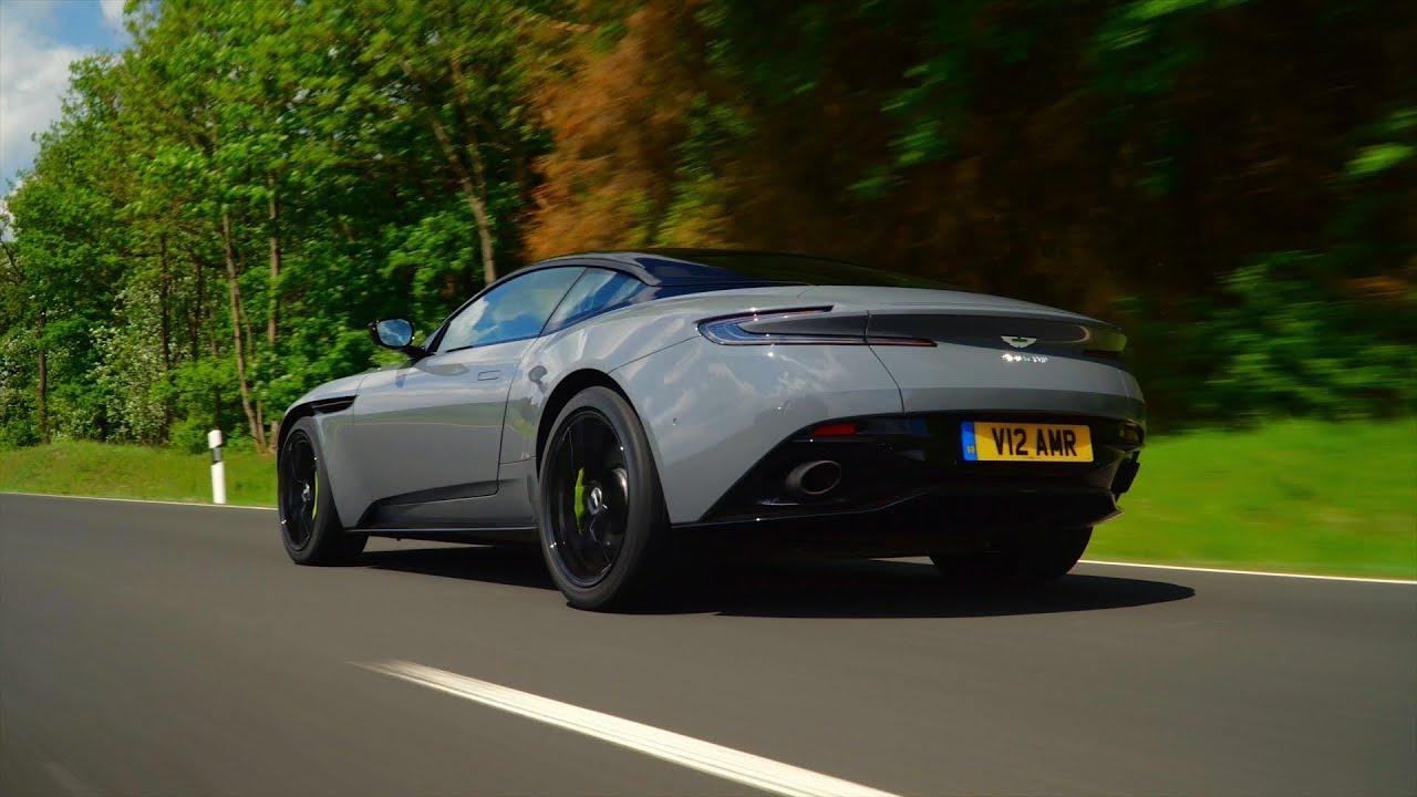 2019 Aston Martin Db11 Amr China Grey Exterior Interior