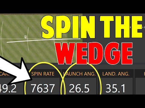 How to Spin Your Wedge Shots   2 Tips From Pro Research
