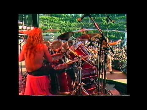 Sepultura - Under Siege (Live HD  Finland 91 )