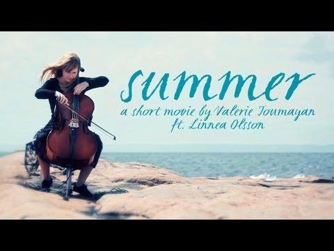 Summer - A short movie by Valerie Toumayan ft. Linnea Olsson