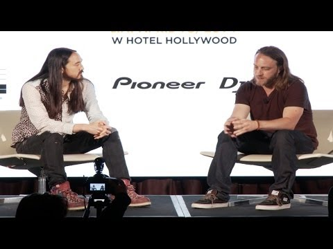 IMS Engage 2014: Steve Aoki In Conversation With Chad Hurley