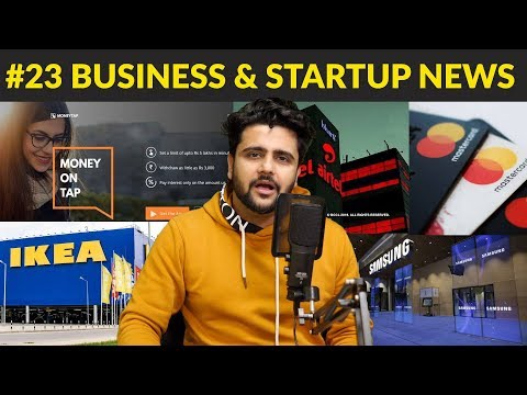 Business News #23 | Samsung and Master Invest in India, Oil