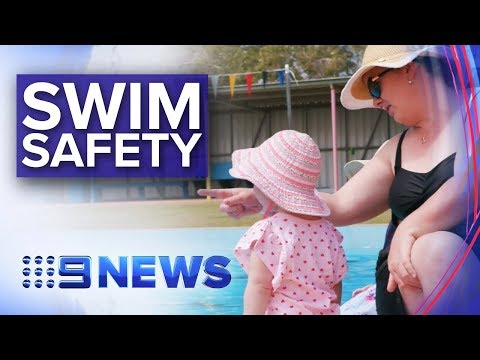 New tips for keeping the kids safe in the water this summer | Nine News Australia
