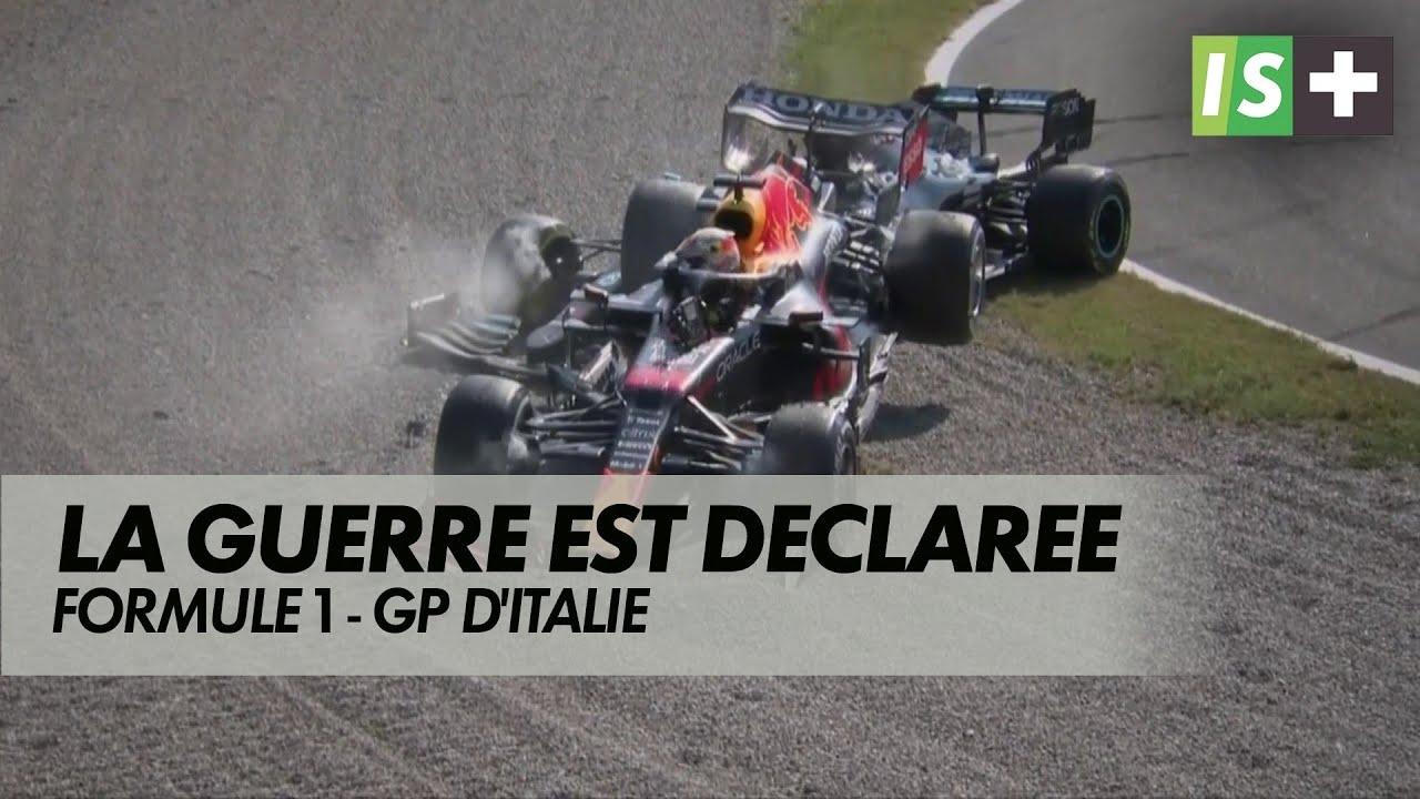 Hamilton Verstappen, la guerre est déclarée - Formule 1 - CANAL+ Sport