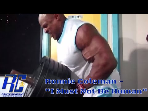 """Ronnie Coleman 