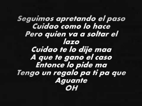 Farruko Ft Daddy Yankee - Gatas Bocinas y Bajo (letra).wmv