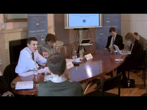 John Higgins on Harnessing Economic Growth through the Digital Single Market