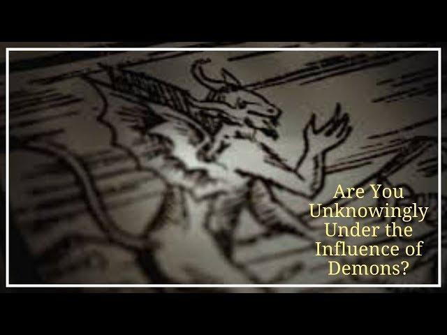 Presence of Demon Spirits