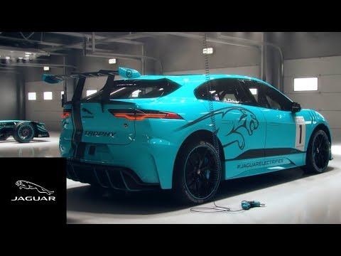 Jaguar | Frankfurt Auto Show 2017