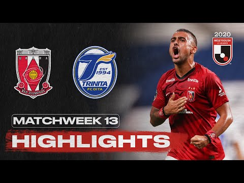 Urawa Oita Goals And Highlights