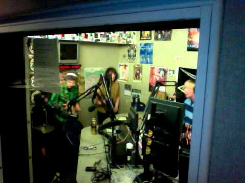 AUDACITY LIVE on LISTEN UP FIM RADIO! at INDIE1031