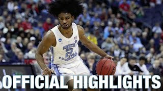 Coby White Official Highlights | UNC Guard
