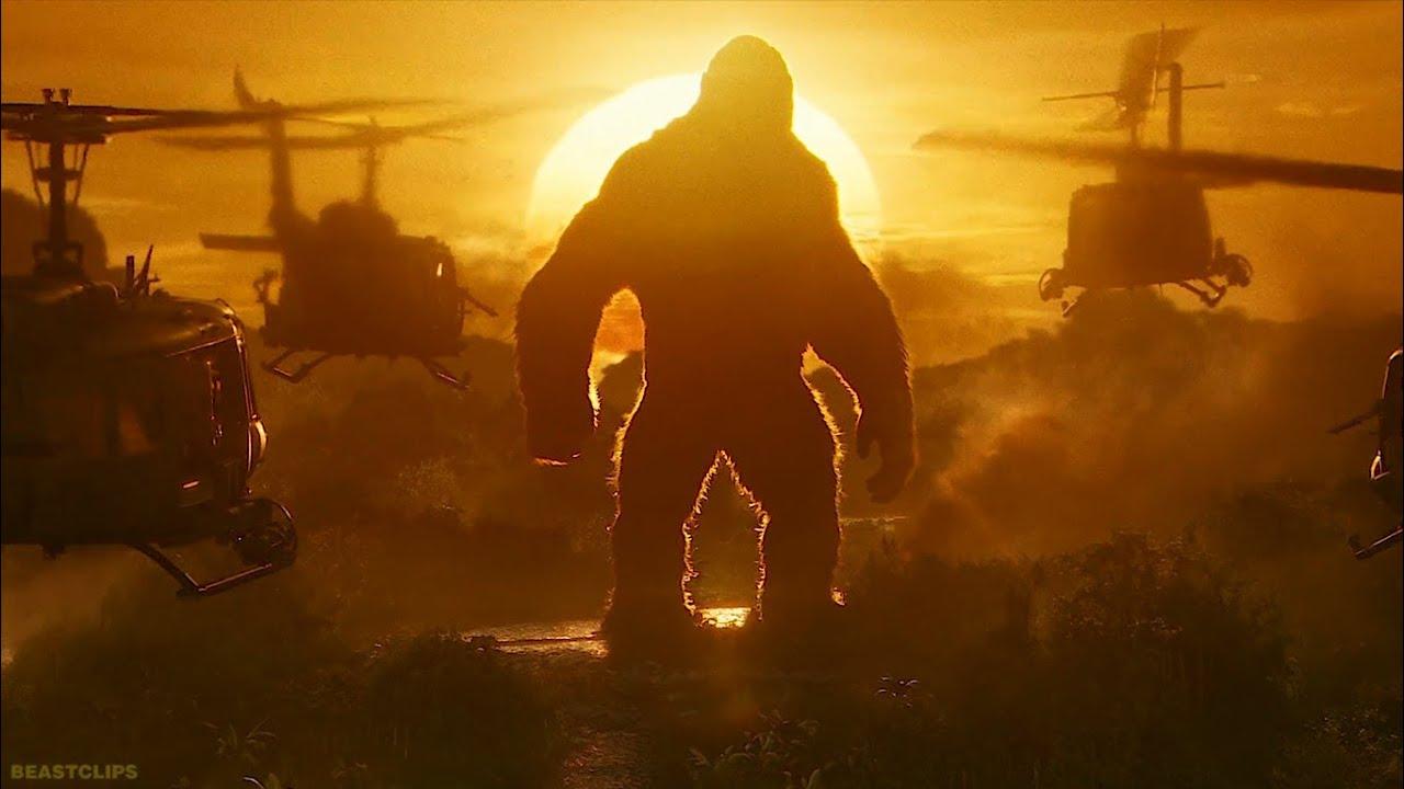 Is That A Monkey 🔥 Kong Attitude Entry | Hollywood Whatsapp Status | Bao Rami Status
