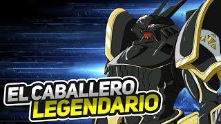 La Historia de Alphamon (Digimon Royal Knights)