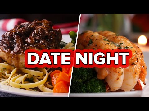 6 Easy Gourmet Date Nights