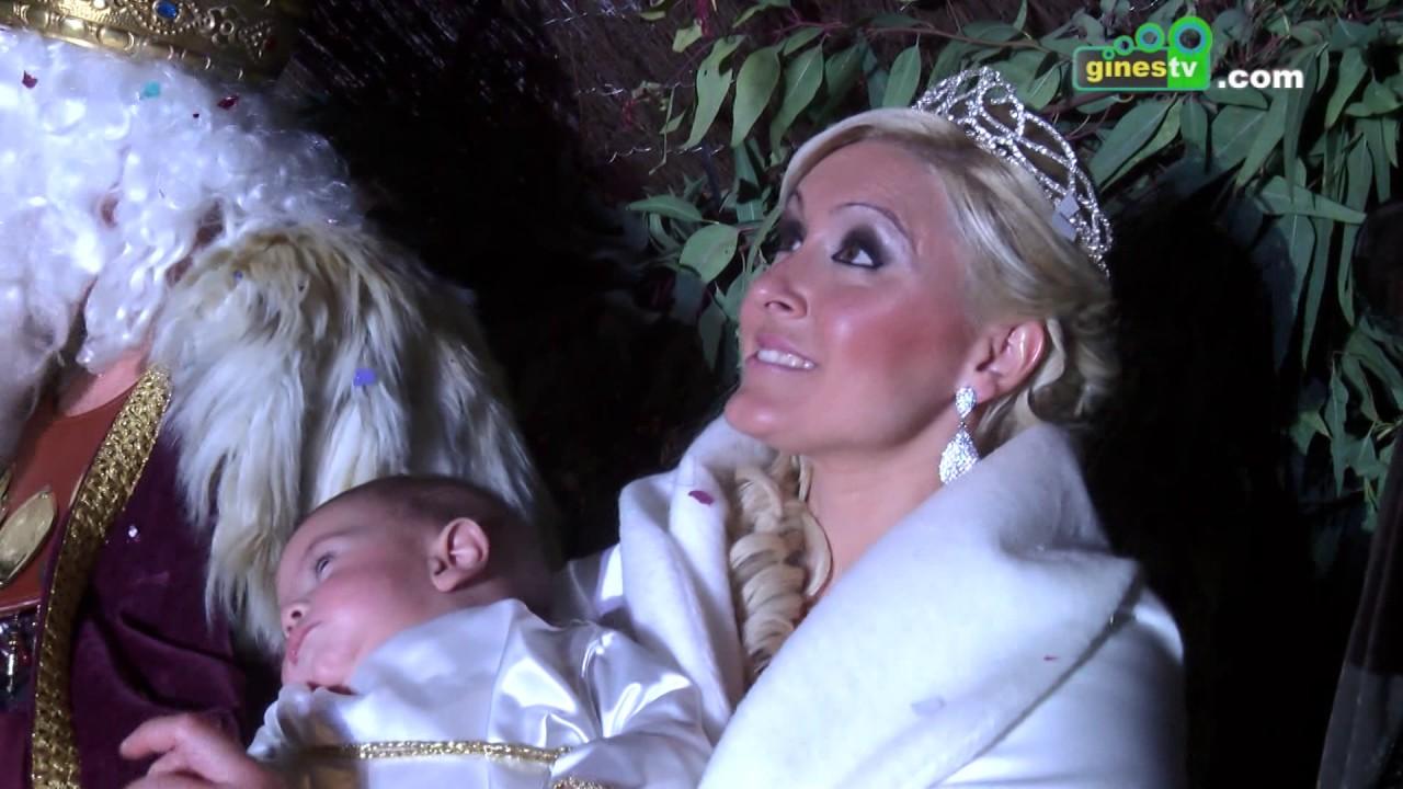 Gines disfrutó de una magnífica Cabalgata de Reyes Magos