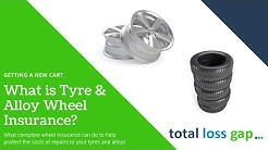 What is Combined Wheel Alloy and Tyre Insurance?