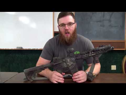 What to Bring to a Rifle Class