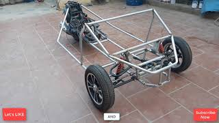 Homemade 3-wheeled vehicles - Part 4