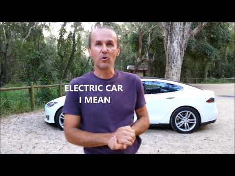 ELECTRICITY FOR OIL - EV's are Real Solution To Sustainable Transport