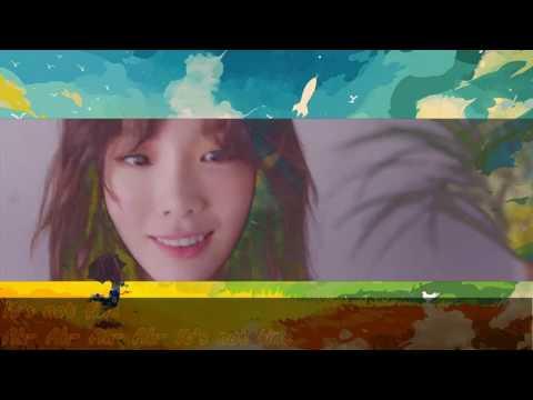 Taeyeon - Fine [ Karaoke / Duet with Taeyeon ]