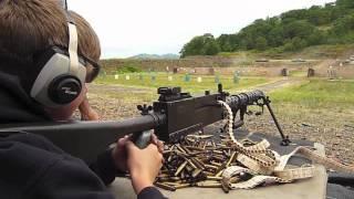 Saddle Butte Machine Gun Shoot 2012
