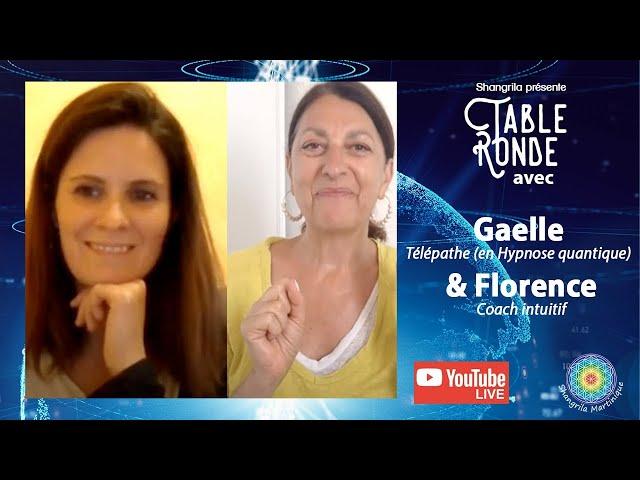 - Supramental - avec Gaelle (télépathe) & Florence (coach intuitif)