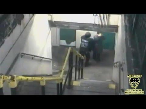 Brooklyn Subway Attack Caught on Camera