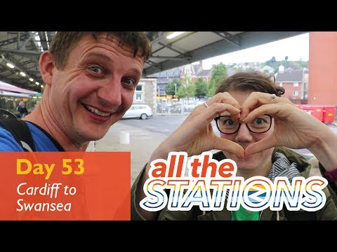 That's The Kind Of Rain I Hate - Episode 31, Day 53 - Cardiff To Swansea