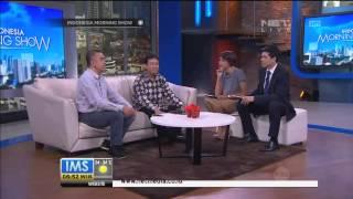 Talk Show Mengenai UU ITE dan Bijak Menggunakan Media Sosial -IMS